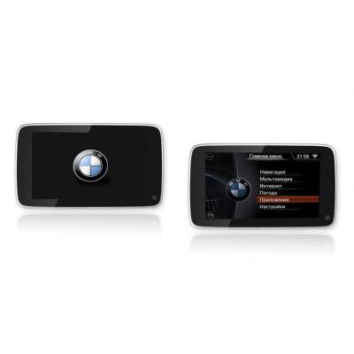 Комплект навесных мониторов Ergo ER11BA на подголовники для BMW