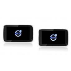 Комплект навесных мониторов на подголовники для Volvo — Ergo ER11VL