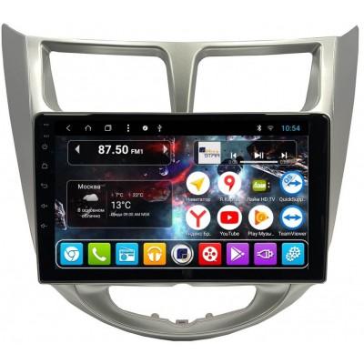 Магнитола Daystar DS-7011HB-TS9 для Hyundai Solaris (2011-2016)