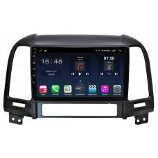 Магнитола для Hyundai Santa Fe (06-12) — FarCar S400-008R