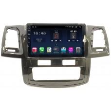 Магнитола Toyota Hilux/Fortuner (11-15) — FarCar S400-143R (кондиц/климат)