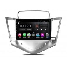 Магнитола для Chevrolet Cruze (08-12) — FarCar H/XH-045R (серебро/черный)