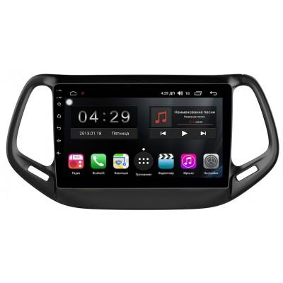 Магнитола FarCar RL1008R для Jeep Compass (2017+)