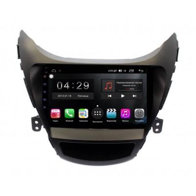Магнитола FarCar RG360R для Hyundai Elantra/Avante (2011-2013)