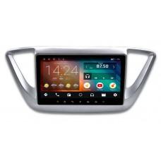 Магнитола для Hyundai Solaris (2017+) — IQ Navi P6-1617-SUPER-HD