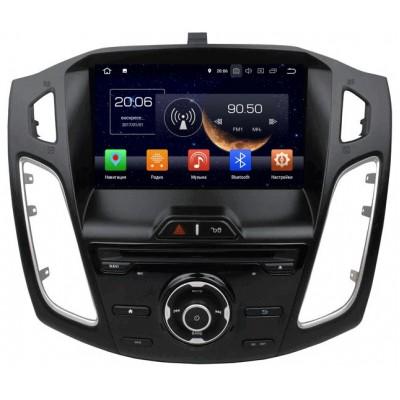 Магнитола Klyde KD-9019-P5 для Ford Focus 3 (2012-2014)