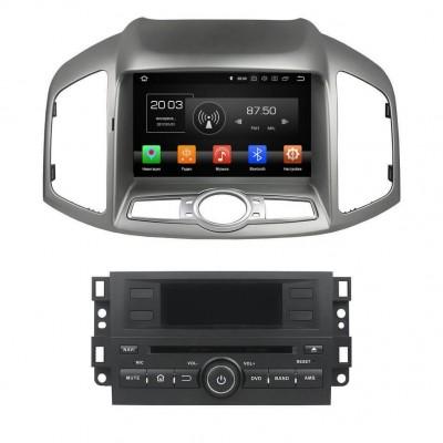 Магнитола Klyde KD-8406-P5 для Chevrolet Captiva (2012-2015)