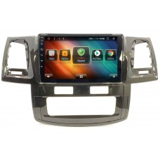 Магнитола для Toyota Hilux/Fortuner (11-15) — Motevo MTV-506G9 Panorama (кондиц/климат)