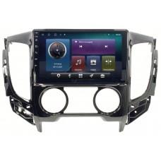 Магнитола для Mitsubishi L200 (15-21) — Parafar PF168AHD-AC (кондиционер)