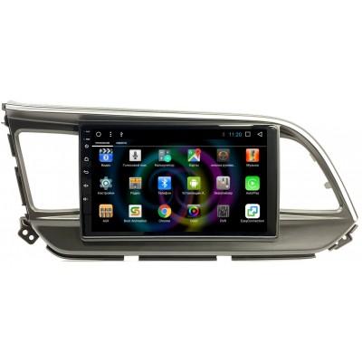 Магнитола Parafar PF365XHD для Hyundai Elantra (2019-2020)