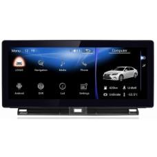 Монитор для Lexus NX (14-17) — Radiola RDL-LEX-NX17 (джойстик в виде шайбы)