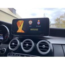 Монитор для Mercedes-Benz C W205 (15-20) — Radiola TC-7705-C (NTG 5.0/5.2)