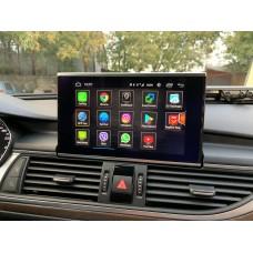 Монитор для Audi A6 (15-18) C7 рестайл — Radiola TC-830116