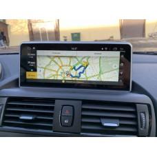 Монитор для BMW 1 F20 (12-16) / 2 F22 (14-17) — Radiola TC-6211 (замена NBT)