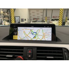 Монитор для BMW 1 F20 (17-20) — Radiola TC-6503 (замена EVO)