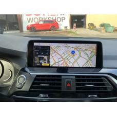 Монитор для BMW X3 G01/X4 G02 (2018+) — Radiola TC-6523 (замена EVO)