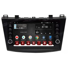 Магнитола для Mazda 3/Axela (09-13) — Sirius X8-008-TS10