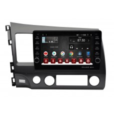 Магнитола для Honda Civic 4D (06-11) — Sirius X9-013-TS10 (седан)