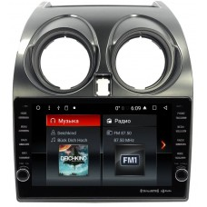 Магнитола для Nissan Qashqai (07-13) — Sirius X8-019-TS10