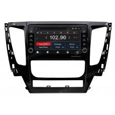 Магнитола для Mitsubishi Pajero Sport 3 (16-20) — Sirius X8-027-T3L