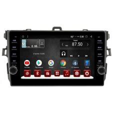 Магнитола для Toyota Corolla E150 (07-13) — Sirius X8-028-TS9