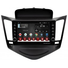 Магнитола Chevrolet Cruze (08-12) — Sirius X8-045-TS10 (черный)