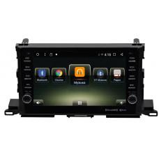 Магнитола для Toyota Highlander (14-19) — Sirius X9-065-T3L