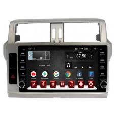 Магнитола для Toyota Prado 150 (14-17) — Sirius X9-068-TS10