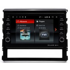 Магнитола для Toyota LC 200 (16-21) — Sirius X8-071-TS9 (Комфорт, Элеганс)