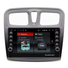 Магнитола для Renault Logan/Sandero (14-20) — Sirius X9-100-TS9