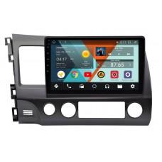 Магнитола для Honda Civic 4D (06-11) — Ritma RDE-1057-S2L