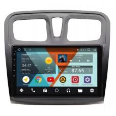 Магнитола для Renault Logan/Sandero (14-20) — Ritma RDE-1080-S2