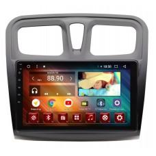 Магнитола для Renault Logan/Sandero (14-20) — Ritma RDE-1080-S4