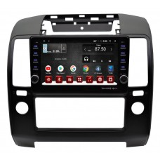 Магнитола для Nissan Navara (05-10) — Sirius X9-145-TS10