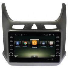 Магнитола для Chevrolet Cobalt (13-21) — Sirius X8-237-T3L (серый глянец)