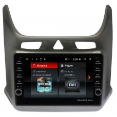 Магнитола для Chevrolet Cobalt (13-21) — Sirius X8-237-TS10 (серый глянец)