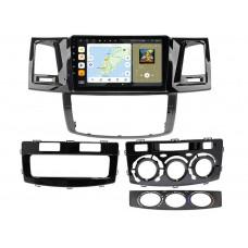 Магнитола Toyota Hilux/Fortuner (11-15) — Ritma RDE-9006-S2 (кондиц/климат)