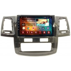 Магнитола Toyota Hilux/Fortuner (11-15) — Ritma RDE-9006-S4 (кондиц/климат)