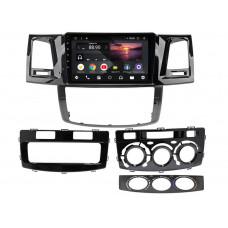 Магнитола Toyota Hilux/Fortuner (11-15) — Ritma RDE-9006-S6 (кондиц/климат)