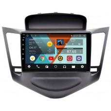 Магнитола для Chevrolet Cruze (08-12) — Ritma RDE-9018-S2 (черный)
