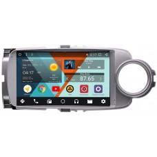 Магнитола для Toyota Vitz (11-14) — Ritma RDE-9209-S2
