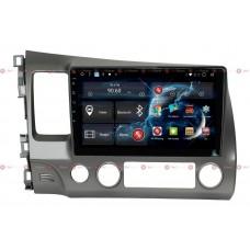 Магнитола для Honda Civic 4D (06-11) — RedPower 71024R (седан)