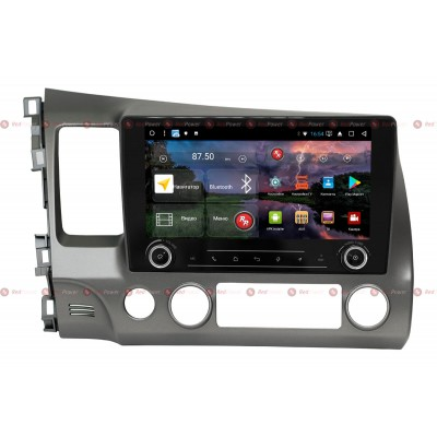 Магнитола Redpower K51024R-IPS-DSP для Honda Civic 4D (2006-2011)
