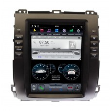 Магнитола для Lexus GX470 (02-09) — ZhiFang ZF-1116H-DSP