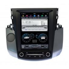Магнитола для Toyota RAV4 (06-12) — ZhiFang ZF-1121-DSP