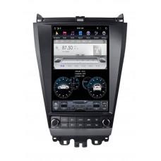 Магнитола для Honda Accord (02-07) — ZhiFang ZF-1228-DSP