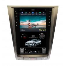 Магнитола для Lexus GS300/350 (05-11) — ZhiFang ZF-1252L-DSP
