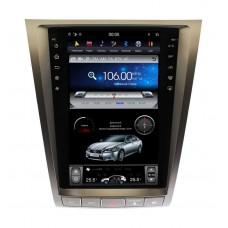 Магнитола для Lexus GS300/350 (05-11) — ZhiFang ZF-1252H-DSP (максимальная комплектация)