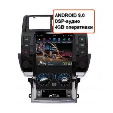 Магнитола для Toyota Prado 150 (10-13) — ZhiFang ZF-1802-DSP