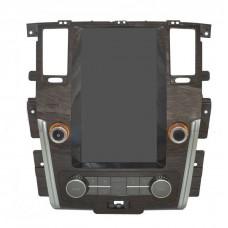 Магнитола для Nissan Patrol Y62 (10-18) — ZhiFang ZF-1808-DSP